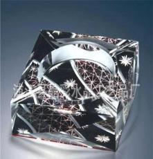 生產供應高檔煙缸水晶工藝品 水晶煙灰缸