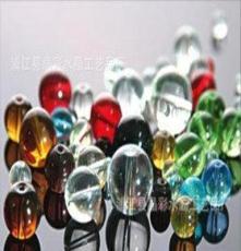 廠家提供多種顏色人造水晶球批發