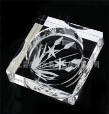 時尚精品水晶煙灰缸批發 新款酒店用品水晶煙缸