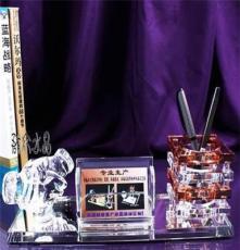 水晶擺件 水晶辦公用品 水晶工藝制品(圖)
