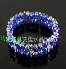 供應批發水晶精美時尚大方手鏈、水晶時尚單品、水晶工藝品