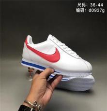 耐克 Nike Cortez 秋冬爆款超软皮革拼接阿甘复古跑鞋 运动鞋批发