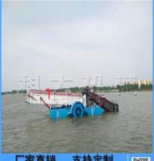 浙江垃圾打捞船 公园景区收割水草清除漂浮物多功能打捞船