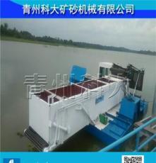 小型水草打捞船 高效率环保中小型全自动割草船