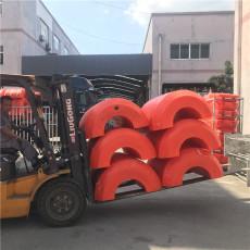 耐磨泥漿管道托浮浮筒大管徑聚乙烯浮體批發