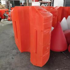 HDPE夾管浮體抽沙排泥管道浮筒價格