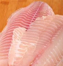 去皮冷凍羅非魚 優質鮮凍冷凍鯛魚片 真空包裝