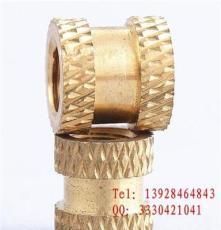 深圳自拍杆夹子铜螺母 预埋件嵌铁铜螺母M3456车床生产厂家