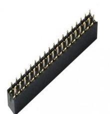2.0mm排母双排直插H=6.35 Y型