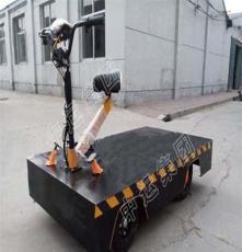 供应电动平板车 电瓶平板拖车厂家 轨道平车