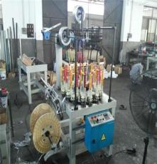 XD130系列做外包管带,石棉绳等圆绳高速编织机型号XD130-48-1