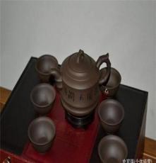 珠圆玉润紫砂套壶 纯紫砂壶 专业品质 值得信赖