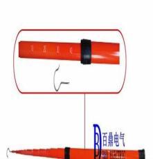 供应CG型测高杆 500kv电力 伸缩型测量杆 J6测量杆使用