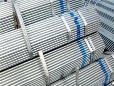 無錫q345b鍍鋅大棚管