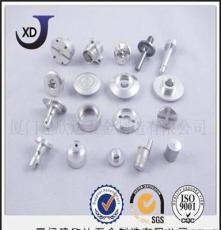 源頭工廠供應自動車件CNC車件鋁十字螺絲 螺母 等五金件配件廈門