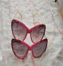 女士繡花太陽鏡 墨鏡 防紫外線太陽眼鏡