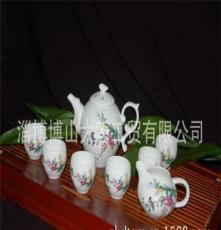 厂家长期供应高档骨质瓷茶具陶瓷茶具 7~9头