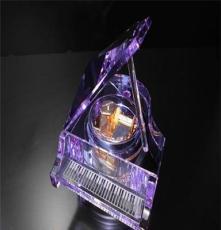 紫色十八音鋼琴 高檔、新款 水晶音樂盒,水晶鋼琴,