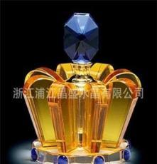 供應批發水晶香水瓶、水晶來樣訂做、個性香水瓶、水晶禮品 浦江