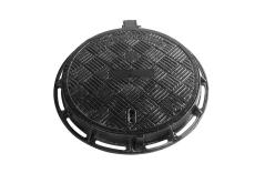 球墨铸铁井盖 M600-700 道路盖板
