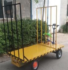 800公斤電動平板搬運車 大容量48V中運 平板電動貨車
