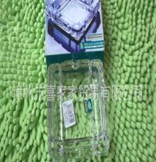 德力G1012-3白水晶K5煙灰缸拋光歐式漳州煙灰缸知名品牌企業集采