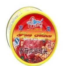 批發 古龍食品-香菇肉醬罐頭 美味居家必備 拌飯面拌醬 180g