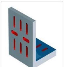 河北明旺生产厂家专业生产铸铁弯板