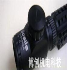 高清 C3-9X40EG 鱼骨带红绿两色照明 望远镜 瞄准镜 配支架