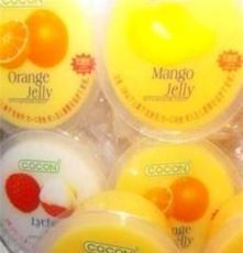 马来西亚进口COCON可康果冻布丁6只装480g 亮熙食品商行