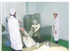 鸡精专用设备——制粒设备——300B旋转制粒机