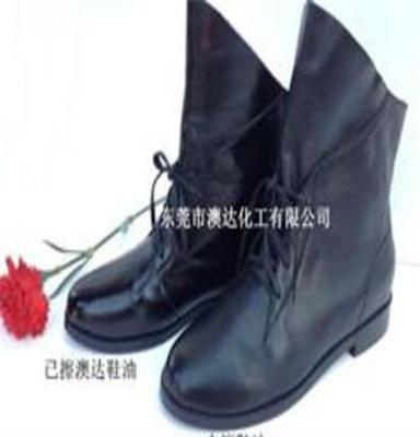 供应各种皮具人造革专用擦鞋巾鞋油河北周口市销售