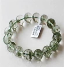 緣美珠寶 專柜正品 綠幽靈千層山手鏈 轉運利器 旺財助事業