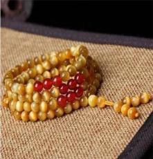 水晶手鏈批發顆顆金虎眼天然虎晶石繞3圈手鏈108手鏈貓眼效應明顯