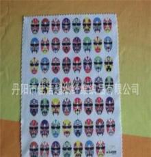 厂家低价直销各种图案的优质擦拭布、眼镜布
