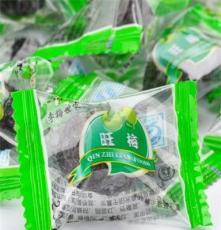 厂家直销 李梅世家 精选休闲零食 旺梅 美味蜜饯果脯 80g/包