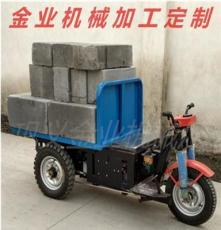 建筑工地拉砖车 电动拉砖平板车可进电梯小巧灵活