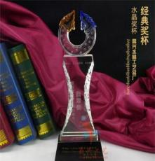刻字水晶獎杯定制 廠家直接供應水晶獎杯 新款水晶獎杯 量多價優
