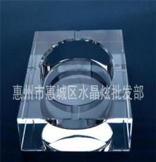 廠家直銷精品 水晶煙灰缸 方直孔煙灰缸 方形煙灰缸 精品煙灰缸
