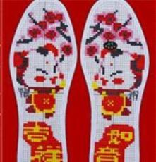 鞋垫图纸样式图片价格图解防臭保健厂家代理批发图案鞋垫图纸