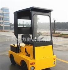 江苏安力供应电动牵引车、座驾式电瓶牵引车