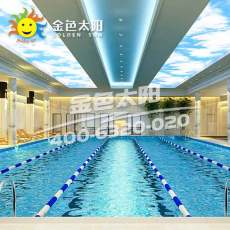 钢构式游泳池设备厂家定制室内组装池亲子池