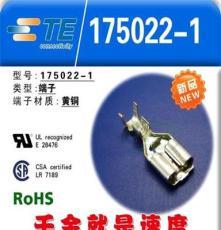 插頭插座 AMP TE TYCO泰科 原廠現貨 端子連接器 正品 175022-