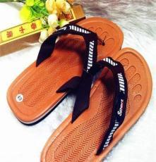 厂家直销 新款eve人字拖鞋批发 沙滩鞋布带凉拖鞋 夏季男士凉拖