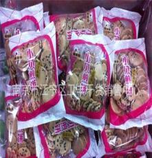 耶米熊 小貝煎餅 黑芝麻味 白芝麻 薄餅餅干 獨立小包裝 5斤/箱