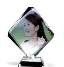 專業制作水晶影像 /水晶工藝品 水晶私人用品加印情侶照,結婚照