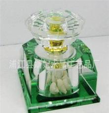 浦江廠家直銷 水晶香水瓶 水晶汽車香水瓶