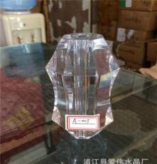 中國人造水晶工藝品 批發 水晶臺燈配件水晶燈飾配件批發 k9料