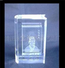 供應水晶內雕 水晶工藝禮品 人物 動物 車 船模型