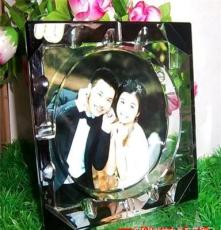 水晶煙灰缸批發 打火機 可定做LOGO標志促銷紀念禮品 公司送禮